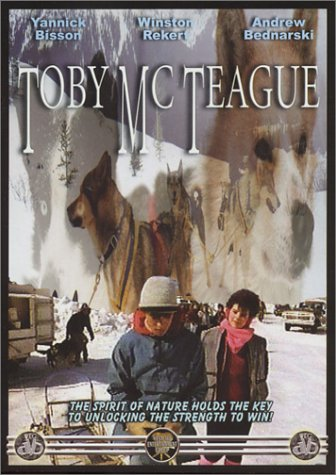 Toby McTeague DVD Image