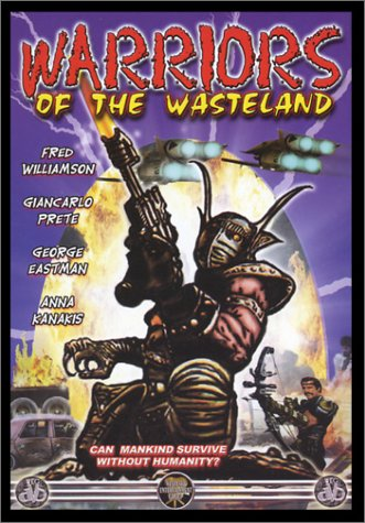 Warriors Of The Wasteland DVD Image