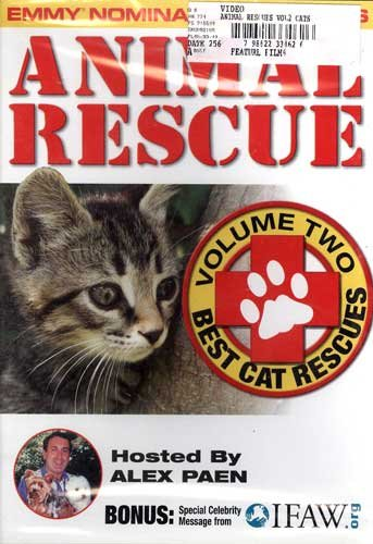 Animal Rescue, Vol. 2: Best Cat Rescues DVD Image