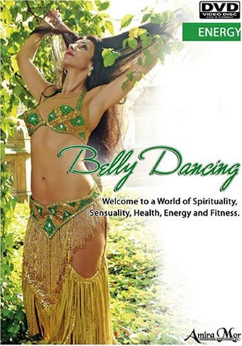 Belly Dancing For Energy DVD Image