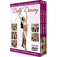 Belly Dancing Box Set (3-Disc): Cardio / Fitness / Energy DVD Image
