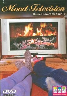 Mood Television: Fireplace DVD Image