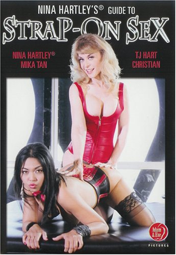 Nine Hartley's Guide To Strap-On-Sex DVD Image