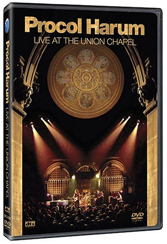Procol Harum: Live At The Union Chapel DVD Image