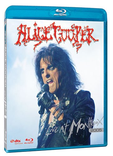 Alice Cooper: Live At Montreux 2005 (DVD/CD Combo/ Blu-ray) DVD Image