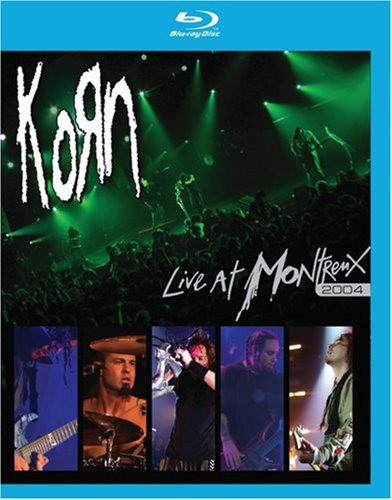 Korn: Live At Montreux 2004 (Blu-ray) DVD Image