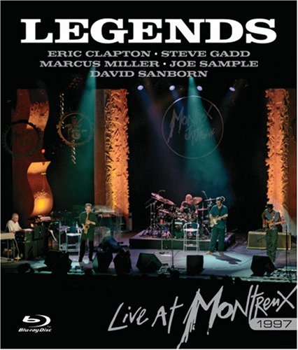Live At Montreux (Blu-ray) DVD Image