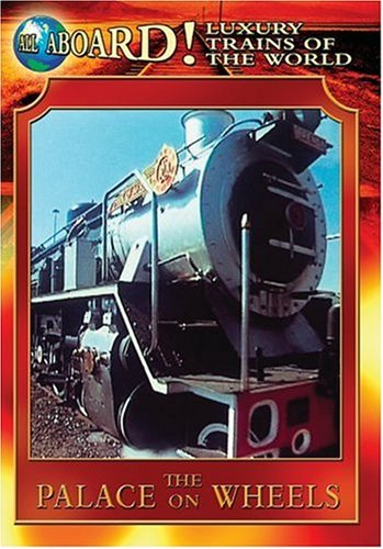World Class Trains: Palace On Wheels DVD Image