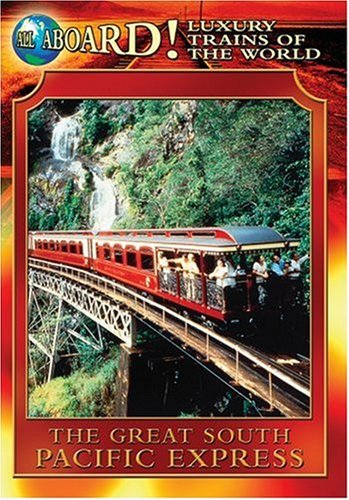 World Class Trains: Great South Pacific Express DVD Image
