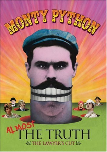 Monty Python: Almost The Truth DVD Image