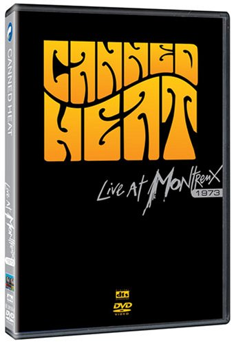 Canned Heat: Live At Montreux 1973 DVD Image