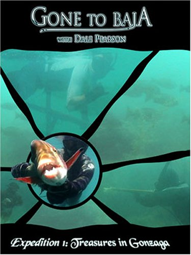 Gone To Baja: Spearfishing In Gonzaga DVD Image