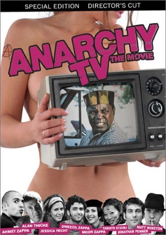 Anarchy TV: The Movie DVD Image