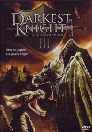 Darkest Knight 3: The Ultimate Sword DVD Image