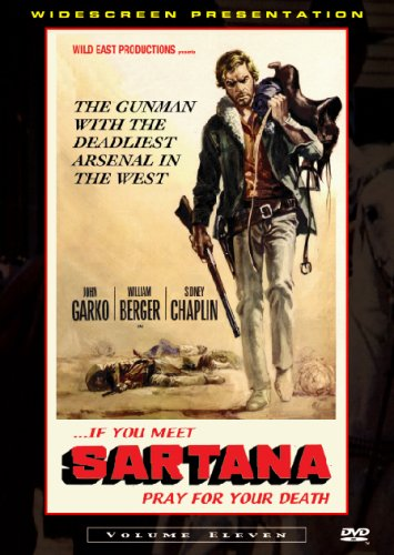 If You Meet Sartana Pray For Your Death (Limited Edition) DVD Image