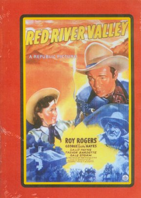 Red River Valley (1941) DVD Image