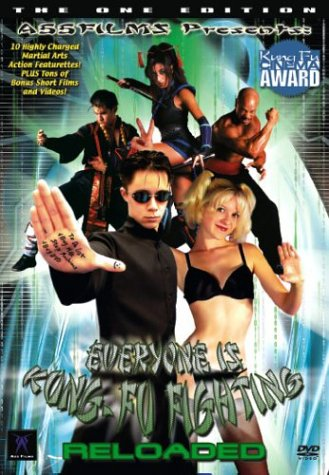 Everyone Is Kung Fu Fighting: Reloaded: HK! / ... DVD Image