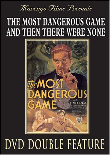 Most Dangerous Game (Marengo) / And Then There Were None DVD Image