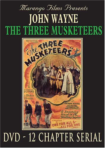 Three Musketeers (Marengo/ Serial) DVD Image
