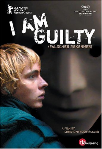I Am Guilty DVD Image