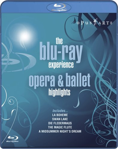 Opera & Ballet: The Blu-ray Experience (Blu-ray) DVD Image