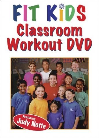 Fit Kids Classroom Workout DVD Image