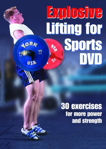 Explosive Lifting For Sports DVD Image