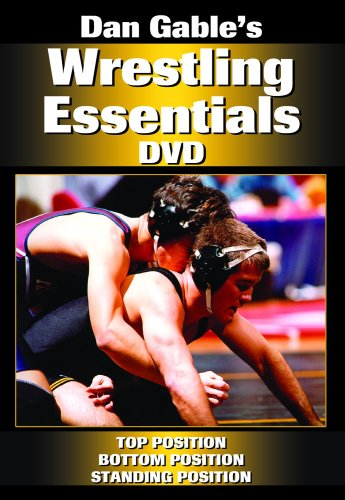 Dan Gable's Wrestling Essentials: Bottom Position / Standing Position / Top Position DVD Image