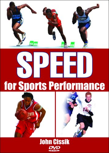 Speed For Sports Performance DVD Image