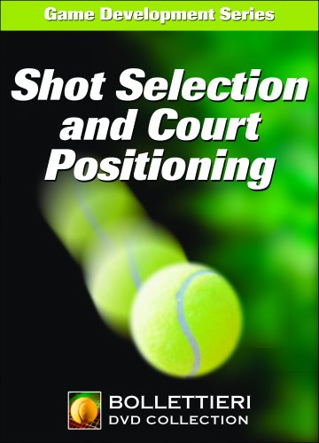 Nick Bollettieri's Game Development Series: Shot Selection And Court Positioning DVD Image