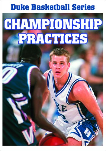 Duke Basketball Video Series: Championship Practices DVD Image