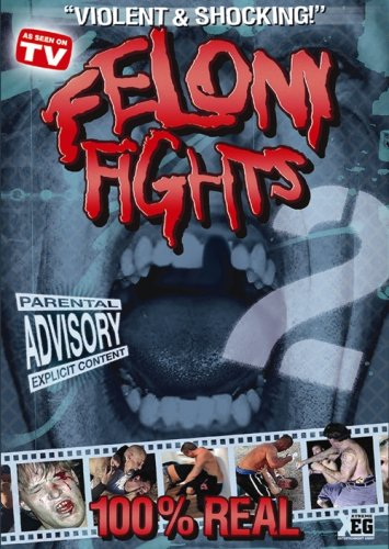 Felony Fights (Mantra Films) 2: Return Of The Games DVD Image