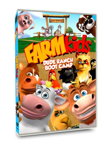 FARMkids: Dude Ranch Boot Camp DVD Image