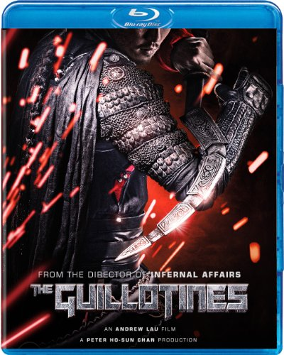 The Guillotines [Blu-ray] DVD Image