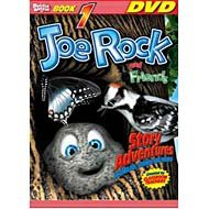 Joe Rock And Friends: Book 1 DVD Image