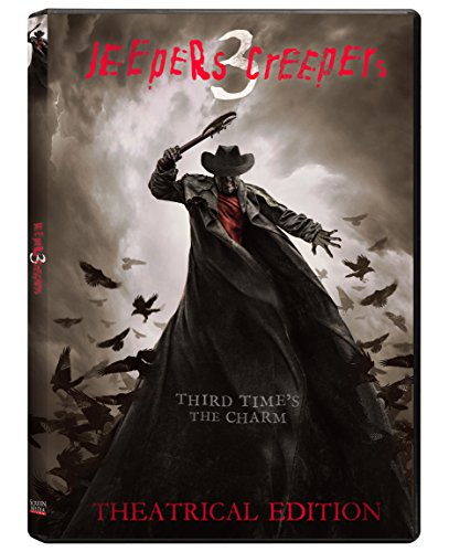 Jeepers Creepers 3 DVD Image