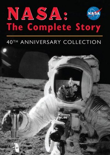 NASA: The Complete Story DVD Image