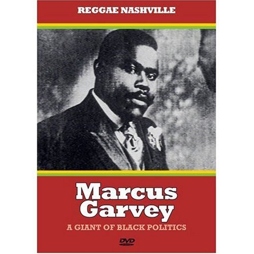 Marcus Garvey: A Giant Of Black Politics DVD Image