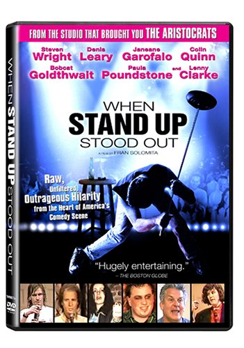 When Stand Up Stood Up DVD Image