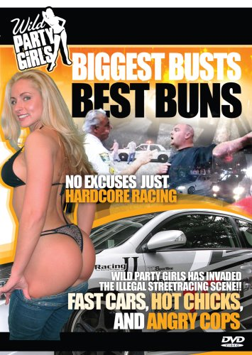 Wild Party Girls: Biggest Busts, Best Buns DVD Image