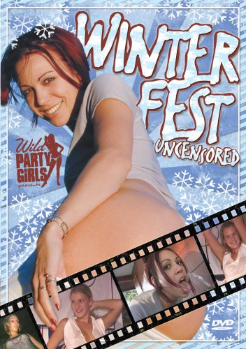 Wild Party Girls: Winterfest Uncensored DVD Image