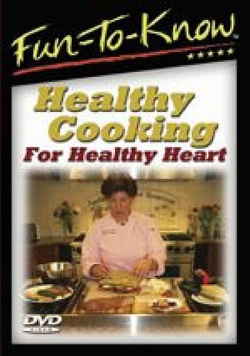 Fun To Know: Healthy Cooking For Healthy Heart DVD Image