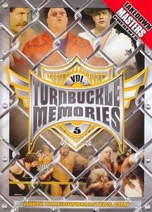 Takedown Masters: Turnbuckle Memories, Vol. 05 DVD Image