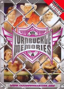 Takedown Masters: Turnbuckle Memories, Vol. 06 DVD Image