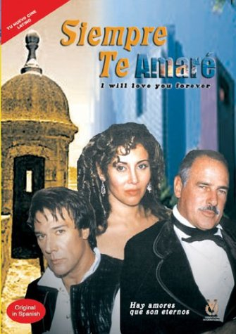 Siempre Te Amare (I Will Always Love You) DVD Image