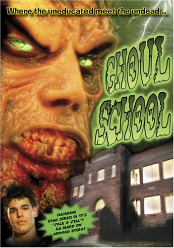 Ghoul School (Tempe) DVD Image