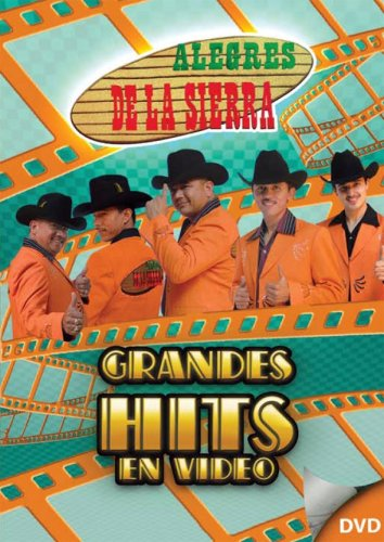 Alegres De La Sierra: Grandies Hits En Video DVD Image