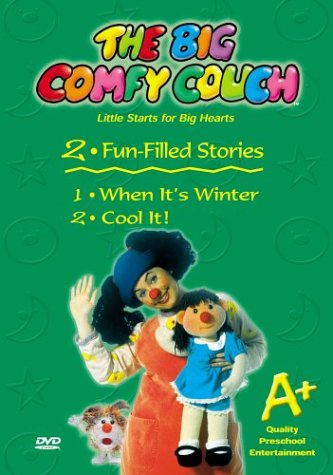 Big Comfy Couch (Big Comfy Couch): When It's Winter / Cool It! DVD Image