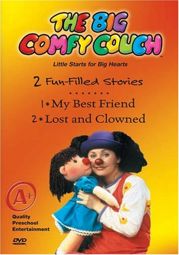 Big Comfy Couch (Big Comfy Couch): My Best Friend DVD Image