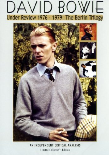 David Bowie: Under Review 1976-79: The Berlin Trilogy DVD Image